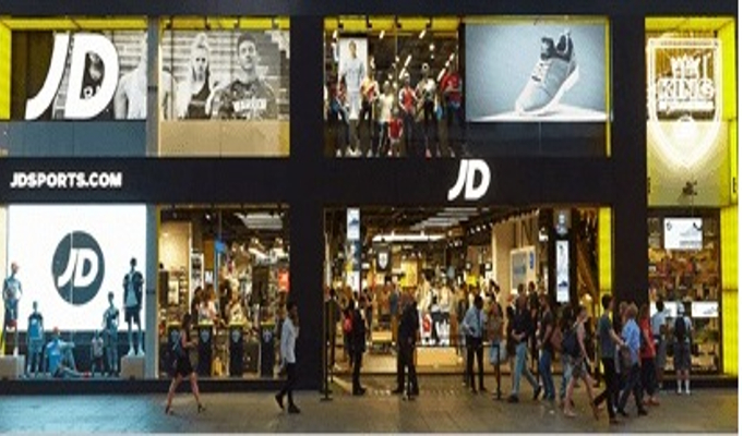 The Finish Line enters into merger agreement with JD Sports Fashion