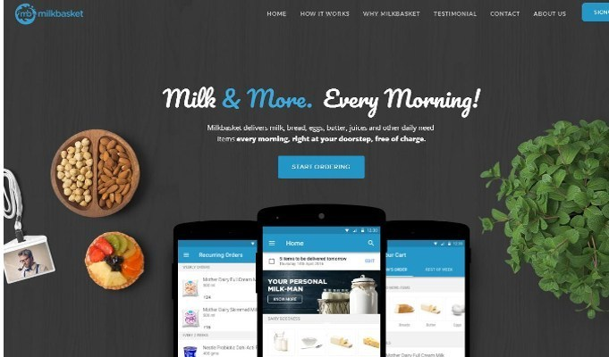 Milkbasket eyes Rs 200 cr revenue run rate by March 2019