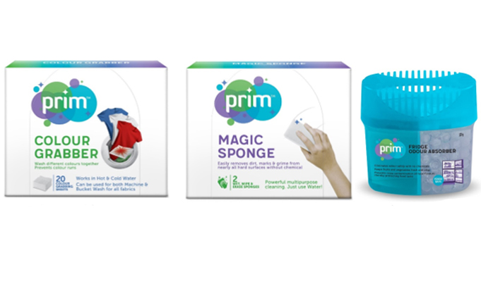 Future Consumer launches an innovative home care brand, Prim