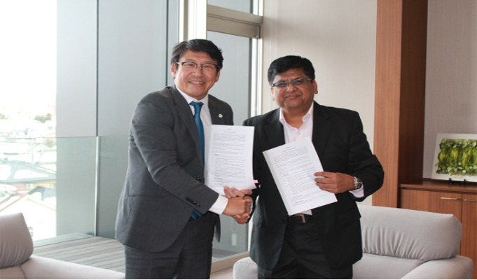 Nicca (Japan) & Resil sign agreement for Textile chemicals in South Asia
