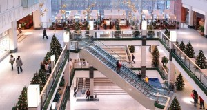 The resurgence of shopping malls in India