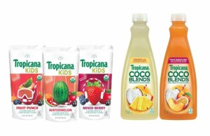 Tropicana unveils new juice innovations to meet consumer demand