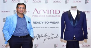 Arvind launches 'Arvind Ready-to-Wear' brand for Men