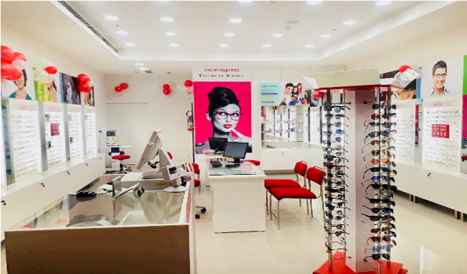 Vision Express launches its 23rd store in Hyderabad