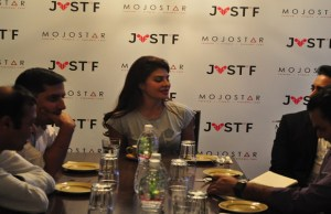 Mojostar and Jacqueline Fernandez join forces to launch brand Just F