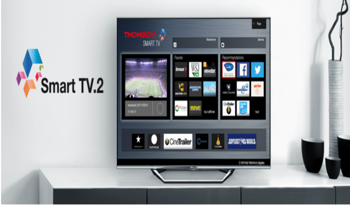 French electronics brand Thomson re-enters Indian market with smart LED TVs