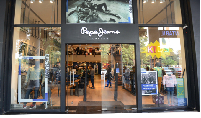Pepe Jeans sets a brand new equation with new channels and categories