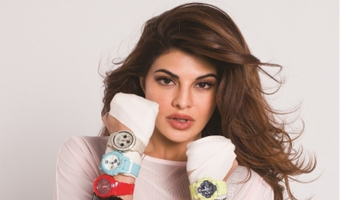 Jacqueline Fernandez to endorse Casio wrist watches