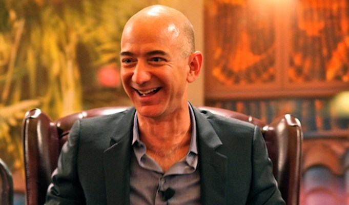 Progress in India business energising, says Amazon's Bezos