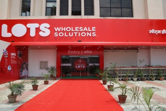 LOTS Wholesale Solutions to open 15 stores in India over three years