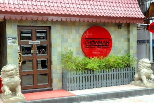 Chowman expands presence; opens 12th outlet