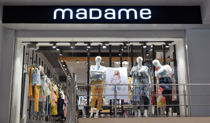 Madame launches its new store at Dwarka