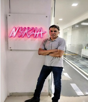 Sanjay Suri, Chief Technology Officer, Nykaa.com