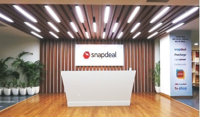 Snapdeal increases authorised capital to Rs 15 crore