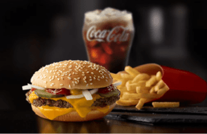 McDonald's eyes 5-8 percent revenue from 'rice' category