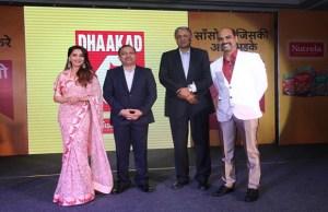 Nutrela announces Madhuri Dixit Nene as brand ambassador