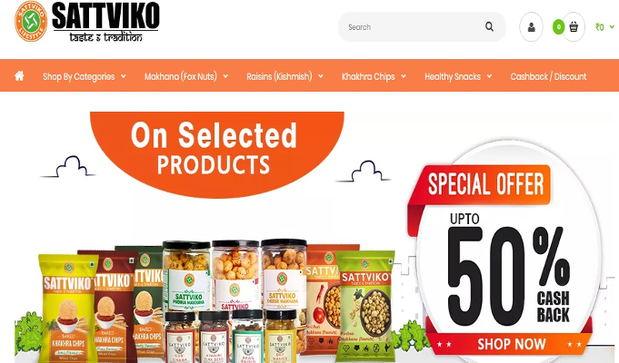 Packaged food firm Sattviko raises funding