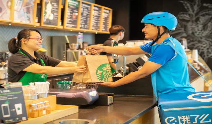 Starbucks and Alibaba Group announce partnership to transform the coffee experience in China
