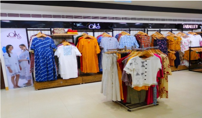 8a6673c5b5c Ethnic wear brand AKS goes offline  opens flagship stores in Nagaland