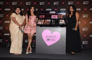 Nykaa announces Janhvi Kapoor as brand ambassador