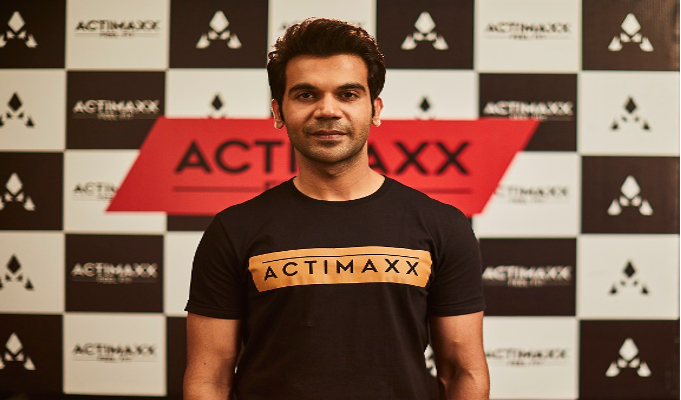 ACTIMAXX ropes in Bollywood actor Raj Kummar Rao as brand ambassador