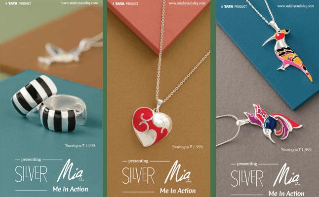 Mia by Tanishq forays into silver jewellery