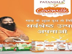 Patanjali Ayurved forays into dairy segment; target sales worth Rs 1,000 cr next fiscal