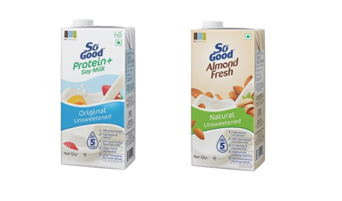 Life Health Foods launches dairy-free plant based milks