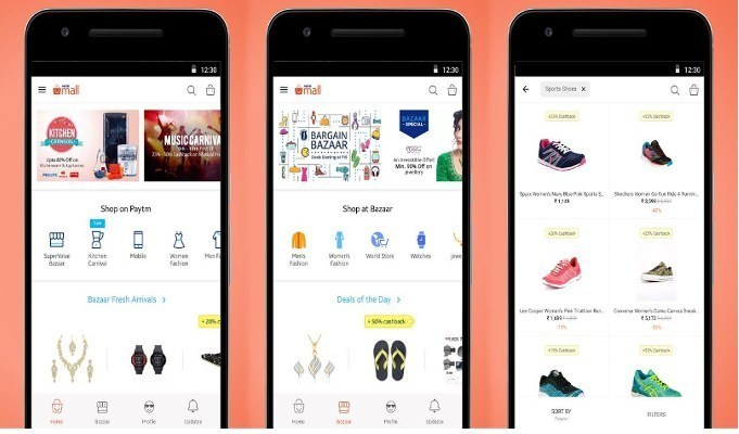 Paytm Mall sees 3X jump in transactions during festive sale
