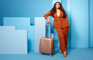 Premium luggage brand Traworld ropes in Sonam K Ahuja as brand Ambassador