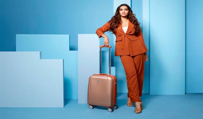 Premium luggage brand Traworld ropes in Sonam K Ahuja as brand Ambassador