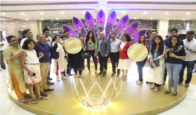 Diwali Indiawali at R City Mall: From a brand new car to trips, lucky winners took it all