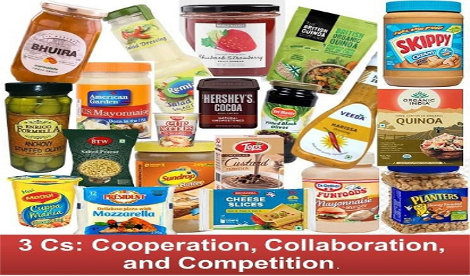 From Competition to Cooperation: Imported foods pave the way for growth in India's food processing sector