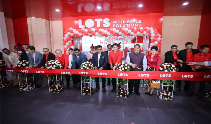 LOTS Wholesale Solutions expands its footprint in India; launches its second store in Delhi NCR