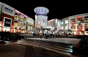 'Shopping malls are like mirrors that show people a glimpse of the local culture'