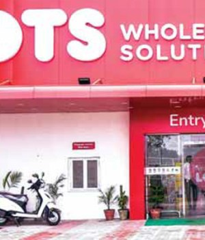 LOTS to cheer for the Cash & Carry business in India