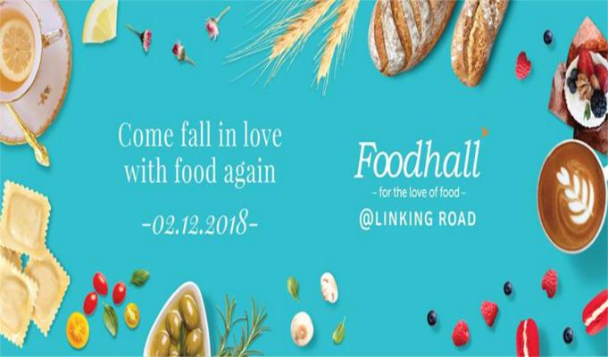 Foodhall launches its largest store in Mumbai