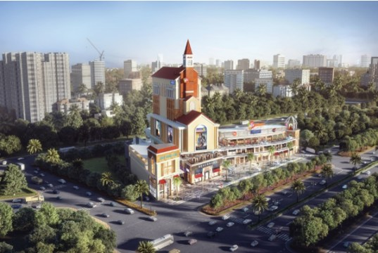AIPL Joy Street: Exceptional Blend of Retail, F&B and Entertainment