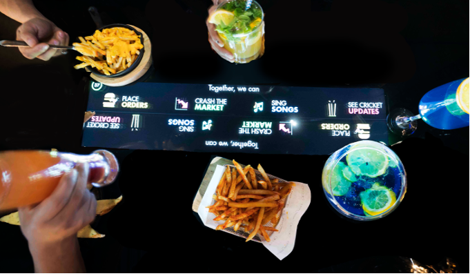 How technology is revolutionising the foodservice industry