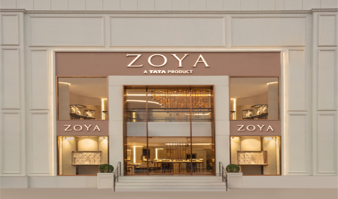 Zoya, India's homegrown luxury jewellery brand, opens new outlet at South Ex
