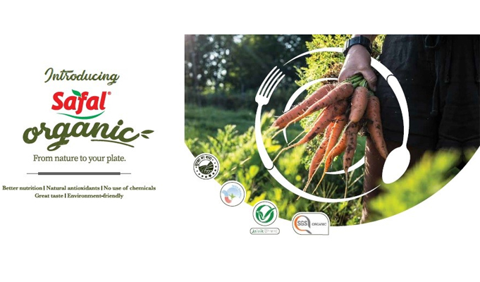 Mother Dairy enters organic food biz with Safal Organic