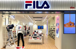 Fila to open 100 exclusive retail stores in India over the next 5 years