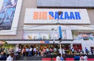 How Big Bazaar has succeeded in winning customers in Kolkata