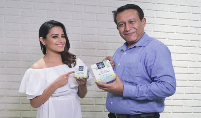 Pee Safe forays into India's fastest growing sanitary products segment with 100 pc organic cotton, biodegradable sanitary pads