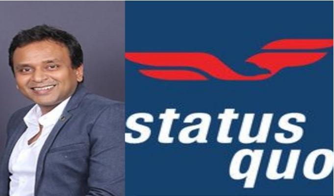 Mandhana Retail's Kunal Mehta joins Status Quo