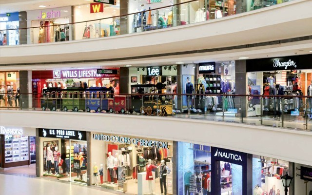 India to get over 65 mn sq.ft. of new mall space by 2022-end