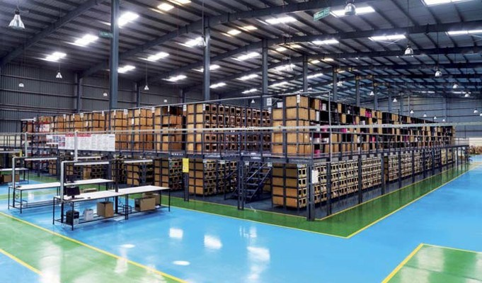 Logistics space leasing up 31 pc in January-June 2019: CBRE