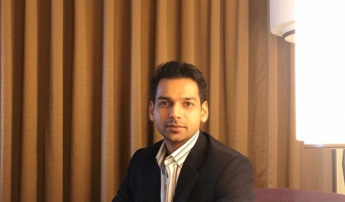 Aakash Vaghela, Co-Founder & MD, AV Organics