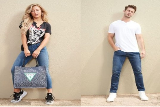 Going Sustainable: GUESS introduces GUESS Eco collection for fall 2019