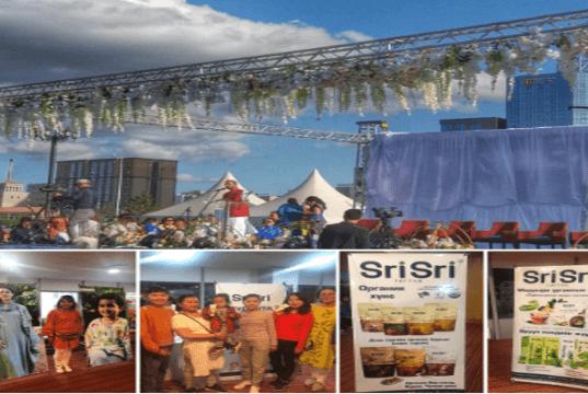 Sri Sri Tattva strengthens presence in Mongolia; launches online store
